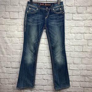 Rock Revival Luna Bootcut Jeans